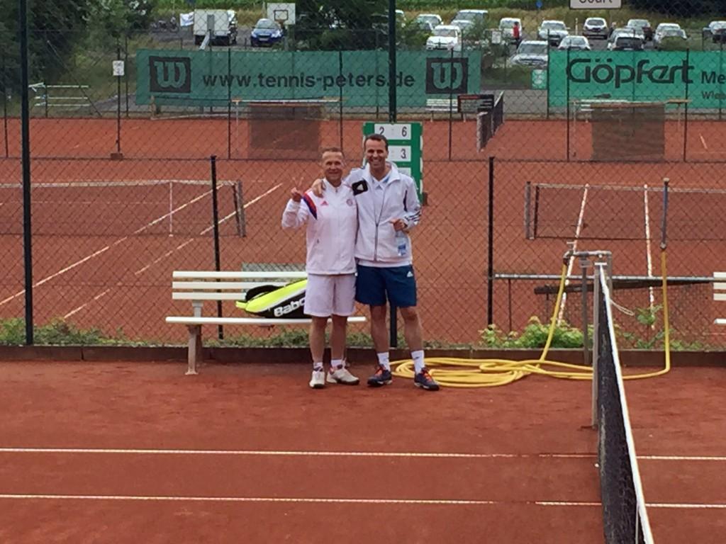 Tennis Herren TSV/DJK Wiesentheid 1905 e.V.